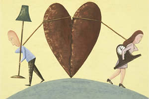 como iniciar un divorcio