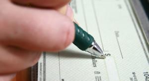 multas por cheques